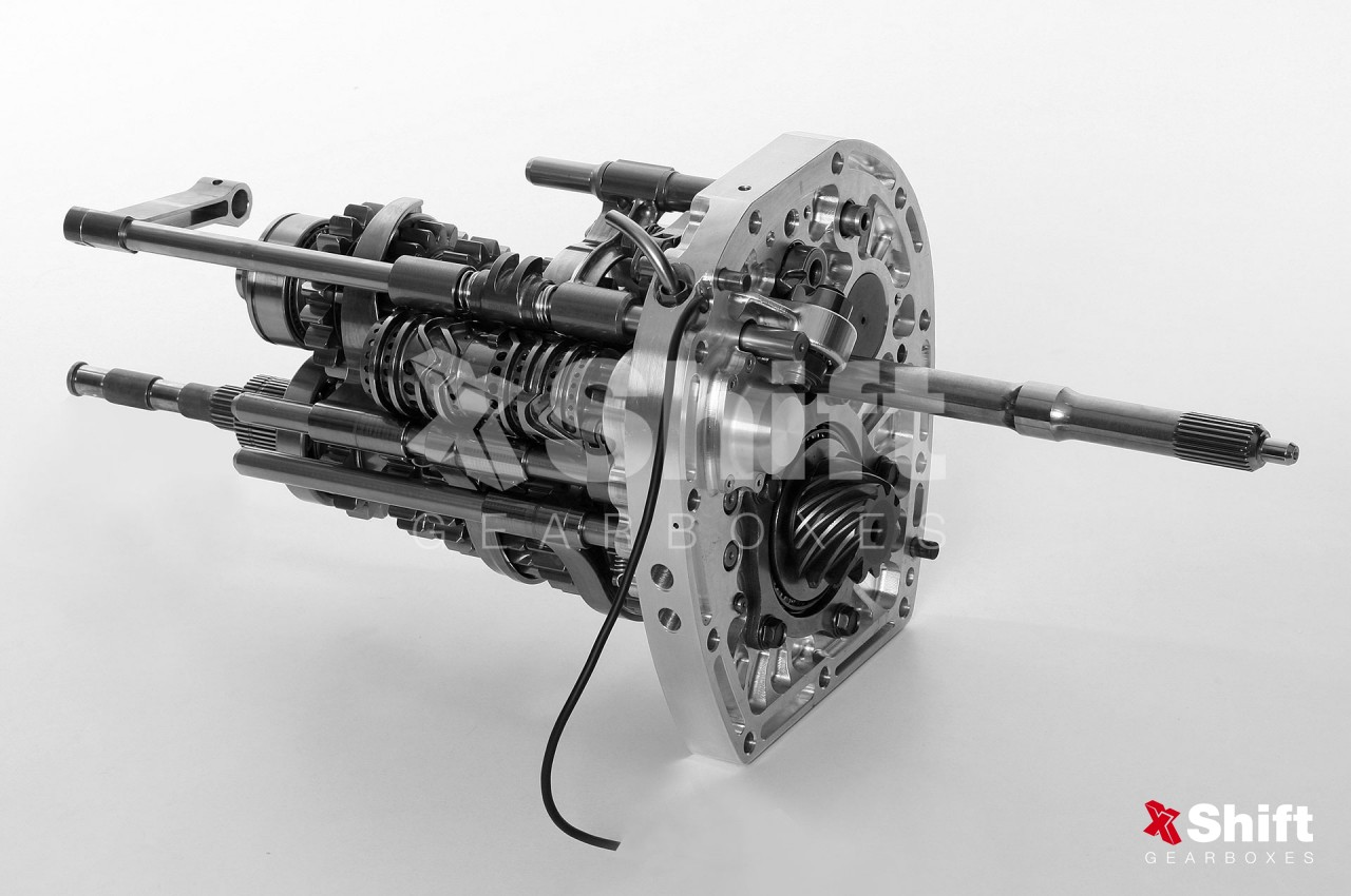 Subaru R4+ Sequential Gearbox 6 speed | xShift Gearboxes